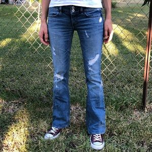 American Eagle Artist Stretch Jeans Size 4R